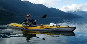 Advanced Elements FireFly Inflatable Kayak Review